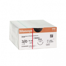 MONOSYN VIOLET 3/0 HS26 -...