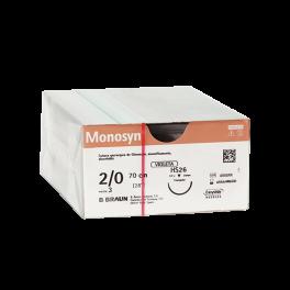 MONOSYN VIOLET 2/0 HS26 -...