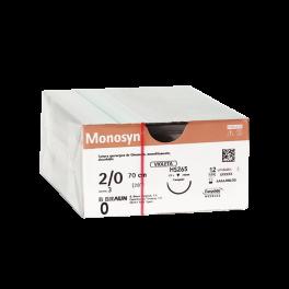 MONOSYN VIOLET 2/0 HS26S -...