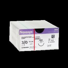 NOVOSYN VIOLET 3/0 HR22 -...