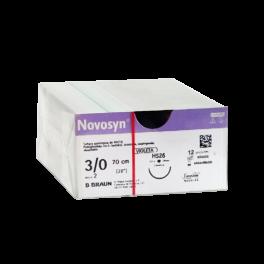 NOVOSYN VIOLET 3/0 HS26 -...