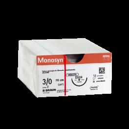 MONOSYN VIOLET 3/0 DS24 -...