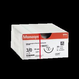 MONOSYN VIOLET 3/0 HS26 RCP...