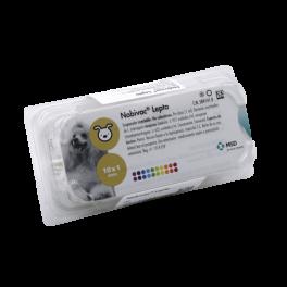 NOBIVAC LEPTO 10 viales x 1 ml