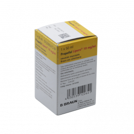 PROPOFOL-LIPURO 10 mg/ml...
