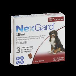 NEXGARD 3 Comprimidos 136...