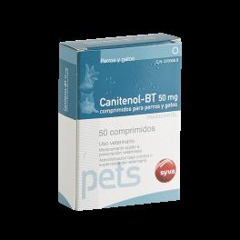 CANITENOL-BT 50 Comprimidos