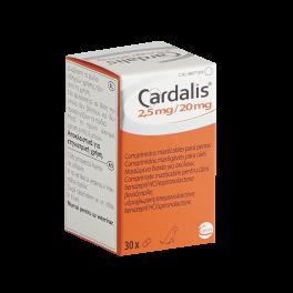 CARDALIS 2,5 mg/20 mg...