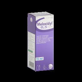 MELOXIDYL 0,5 mg/ml...