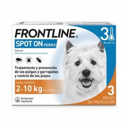 FRONTLINE SPOT ON PERROS 3...