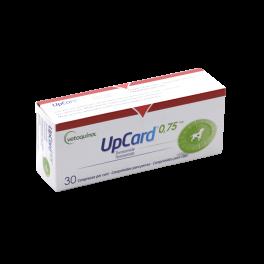 UPCARD 0,75 mg COMPRIMIDOS...