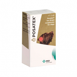 POSATEX GOTAS OTICAS 17,5 ml