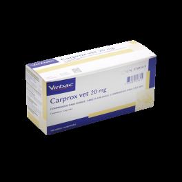 CARPROX VET 20 mg 100...