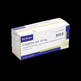 CARPROX VET 50 mg 100...