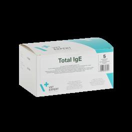 Rapid single IgE Ab (box 5)