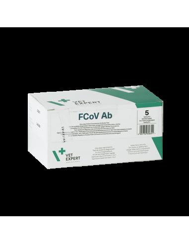 Rapid single FCoV Ab (box 5)