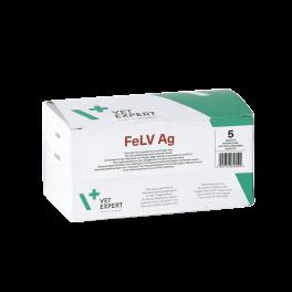 Rapid single FeLV Ag  (box 5)
