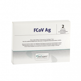 Rapid single FCoV Ag  (box 2)