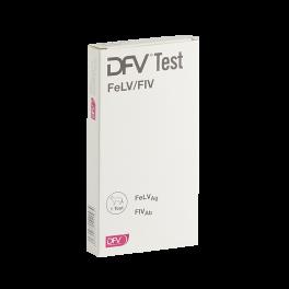 DFV TEST FeLV/FIV 1 kit