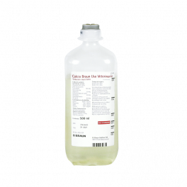 CALCIO BRAUN 500 ml