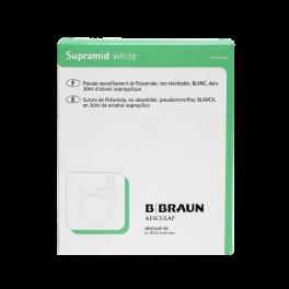 Cassette Supramid blanco 2...
