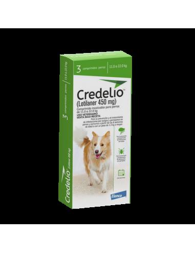 CREDELIO 450 mg COMPRIMIDOS...