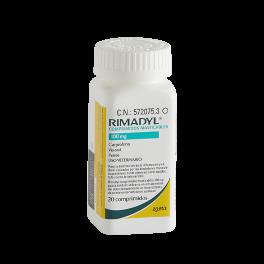 RIMADYL PALATABLE 20 mg 100...
