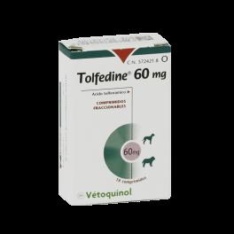 TOLFEDINE 60 mg 16 comprimidos