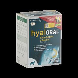 HYALORAL COMPRIMIDOS 120...
