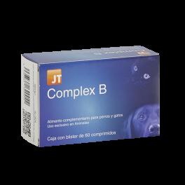 JT COMPLEX B 60 Comprimidos