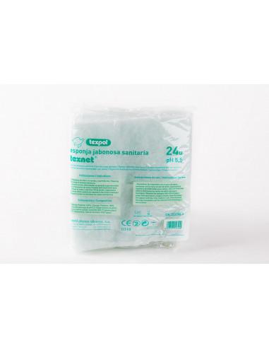 Esponja Jabonosa Sanitaria NAPA PH 5.5