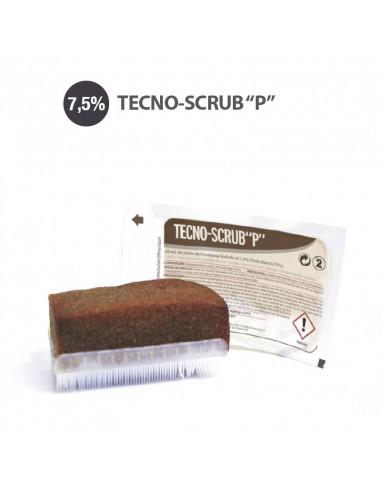 """Cepillo Tecno-Scrub """"P"""" solución..."""